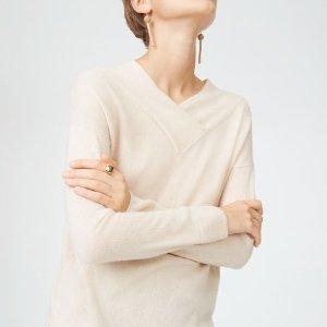 低至3.5折+额外5折 羊绒毛衣$34.5起最后一天:Club Monaco美衣上新 爆款毛衣裙$74.5