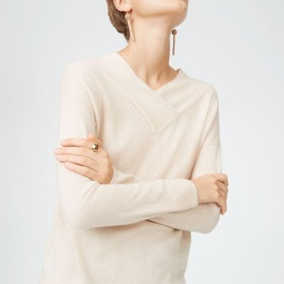 低至3.5折+额外5折 羊绒毛衣$34.5起