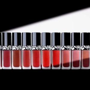 售价$47 已发售上新:Dior 2021年全新液体哑光唇釉 持久不掉色 4色可选