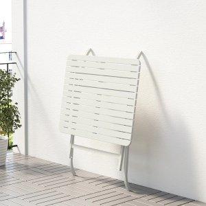 Ikea适合公寓阳台可折叠正方桌