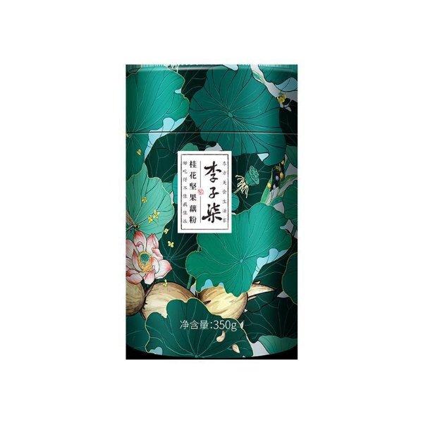 李子柒 每日桂花坚果藕粉羹 350g