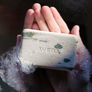 全场8折+无门槛免邮独家:Aveda 身体洗护 马鞭草沐浴皂 纯香护理油 加倍滋润