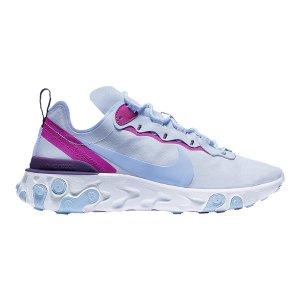 Nike码全React Element 55 女鞋 封面同款
