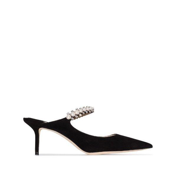 珍珠穆勒鞋