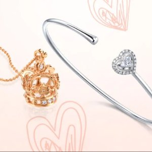 10% Off for 2 or moreChow Sang Sang Sweet Promise Selected Jewellery Sale