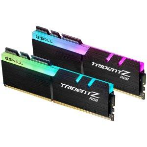 $229.99 G.SKILL TridentZ RGB Series 32GB (2 x 16GB) DDR4 3000