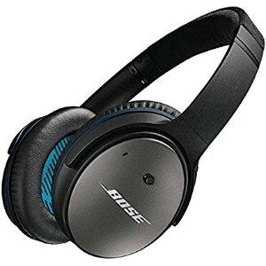 $124.98Bose QuietComfort 25 主动降噪耳机 Android / iOS版