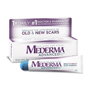 $9.59 Mederma Advanced Scar Gel - .7 oz