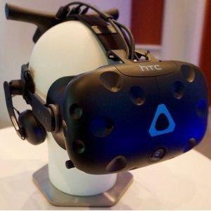 无线+高清CES2018: HTC Vive Pro VR头盔
