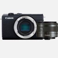 Canon EOS M200 机身+镜头