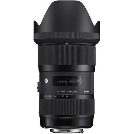 ART AF 18-35mm f/1.8 DC HSM 镜头
