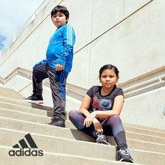 低至$9.99Adidas 儿童运动服饰特卖 成人可穿大童码