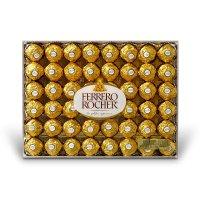Ferrero Rocher 经典榛仁巧克力球 48颗