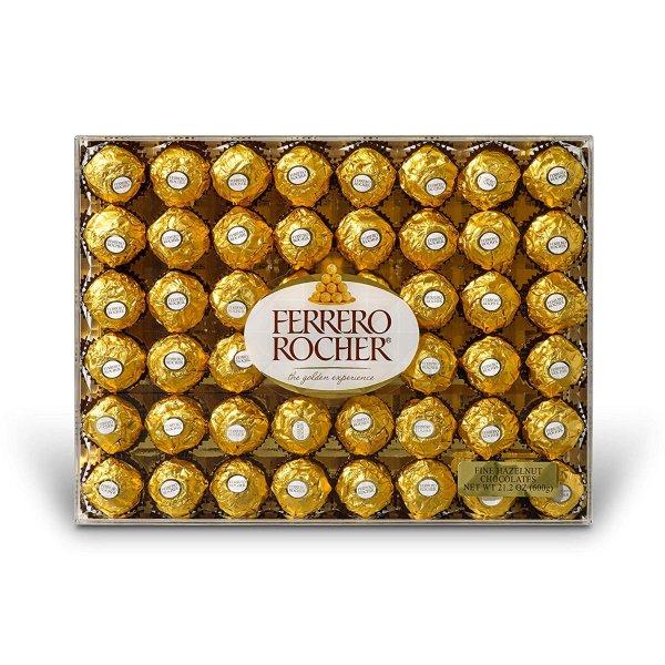 经典榛仁巧克力球 48颗