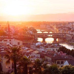$799起 含机票+酒店+火车旅行9天威尼斯+佛罗伦萨+罗马自助游旅行套餐