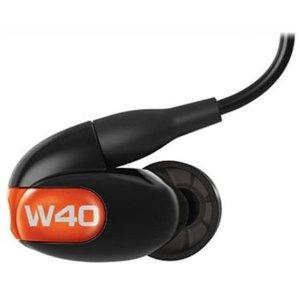 WestoneW40 Gen 2 Four-Driver True-Fit Earphones Bundle
