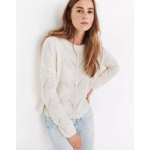 MadewellCharley Pullover Sweater