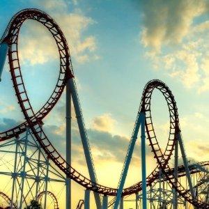 toursforfun【洛杉矶】六旗魔术山Six Flags Magic Mountain主题乐园门票
