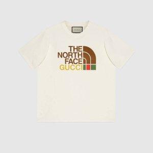 Gucci联名T恤