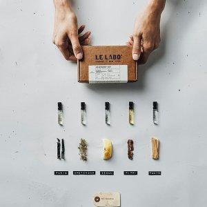 最低消费$6+免邮 含le labo香氛Saks 护肤美妆任意单送豪华中样 多种选择适合尝新