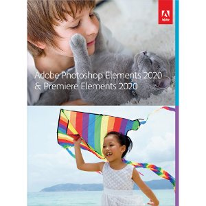 $89.99 Mac/WindowsAdobe Photoshop Elements & Premiere Elements 2020