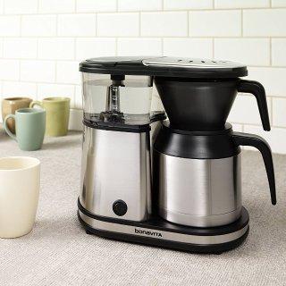 $61.89Bonavita 不锈钢5杯咖啡机