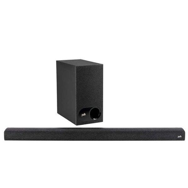 Polk Audio Signa S3 音箱条 带无线低音炮