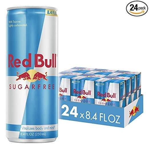无糖能量饮料 250ml 24罐