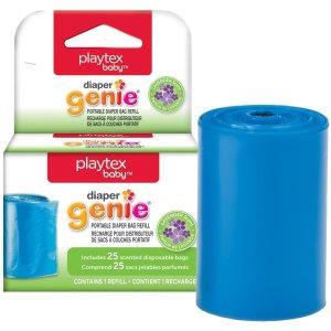 $3.79(原价$3.99)Playtex Diaper Genie 尿布桶垃圾袋替换芯