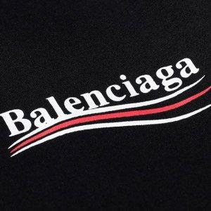 无门槛8.5折 腰包$424独家:Balenciaga 潮服、鞋包超好价 收卫衣、机车包