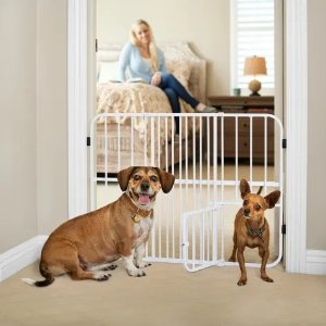 You & MeEasy-Fit Tuffy Expandable Pet Gate, 26