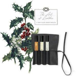 变相4.3折+送礼 £50收封面3支香套装L'Artian Parfumeur 阿蒂仙沙龙香DIY香水 打造你的专属沙龙香
