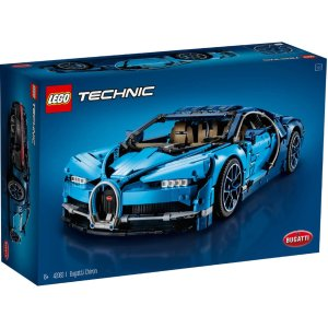 Lego折扣码 DMSDBUGATTI,暂时断货Technic: 布加迪威龙跑车 Model (42083)
