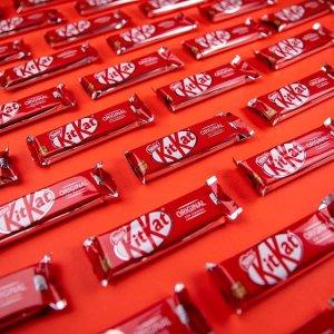 雀巢巧克力威化24包特价 一口一口停不下来 5.8折特价