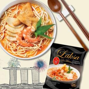 $3.99 美味带回家 整箱12袋$40Prima Taste 新加坡百胜厨  方便面排行榜第一 Q弹有嚼劲