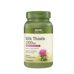 GNCMilk Thistle 1300mg