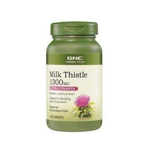 Milk Thistle 水飞蓟 1300mg 120粒