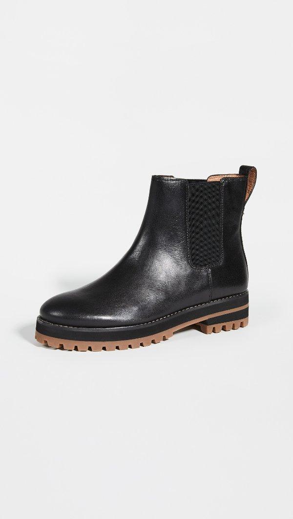 Chelsea短靴