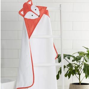 7折起 收小狐狸浴巾Simons 清新浴室必备单品 INS风唯美卫浴上线 $1.99收全棉毛巾