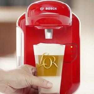 ¥699收Krups胶囊咖啡机天猫国际小家电限时聚划算 ¥1199收日立CM-N48000离子美容仪