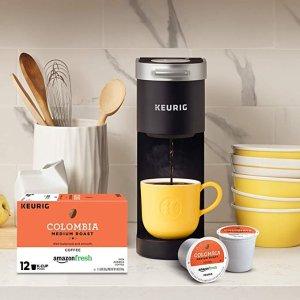 $49.99 销量冠军Keurig 迷你单杯胶囊咖啡机 黑色
