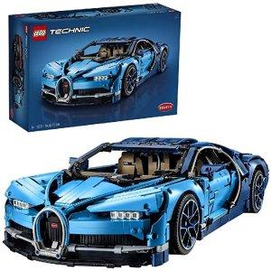 LegoTechnic 布加迪威龙 42083