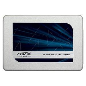 $167.99 (原价$179.99)Crucial MX300 525GB SATA 2.5