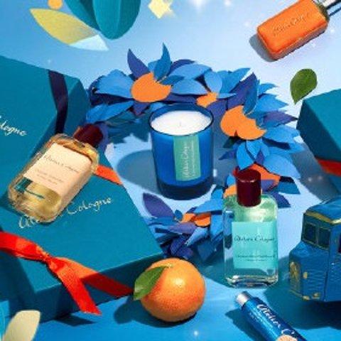 低至7.5折 €23.9收迷你香4支装Atelier Cologne 欧珑香氛 收李佳琦OMG款 柑橘香爱好者必入