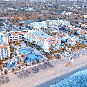 3或6晚墨西哥巴亚尔塔港5星一价全包酒店+直航往返机票套餐