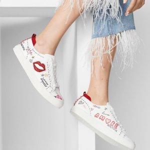 AldoZaunna 小白鞋