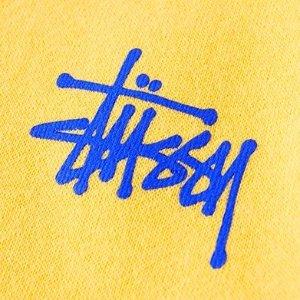 8.5折 $46收夏日潮tee最后一天:Stussy 21春夏新款上线 平价收爆款Logo穿搭