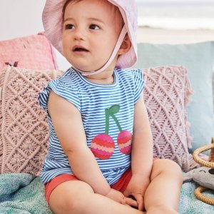25% OffTops, Tees and Knitwear @ Mini Boden