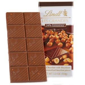 买3送1 或 买5送2榛子黑巧克力板