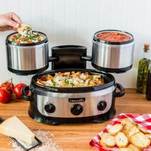 20% offSelect Crock Pots @ CrockPot